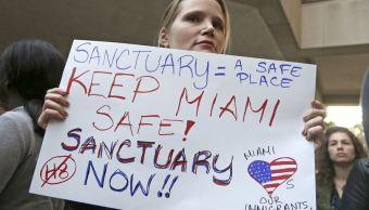 El departamento de correcciones de Miami Dade informó a la población sobre diversas detenciones a indocumentados