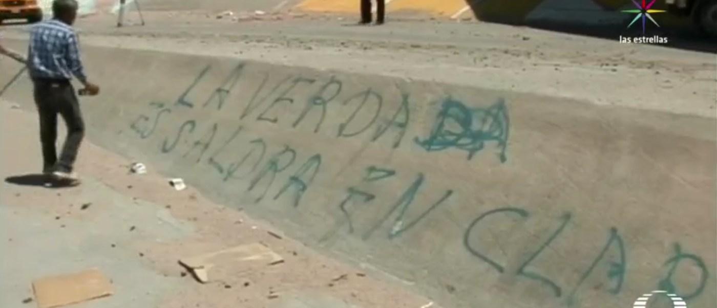 La madre de Sergio Adrián confía que se haga justicia. (Noticieros Televisa)