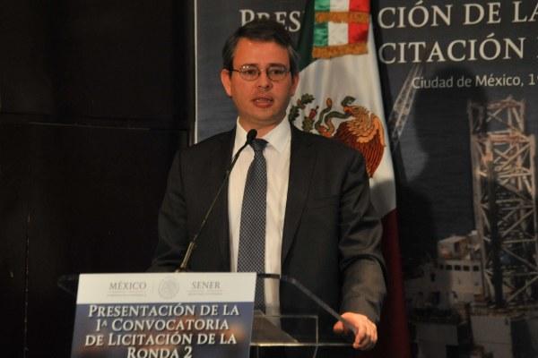 Miguel Messmacher, subsecretario de Hacienda (Oficial)