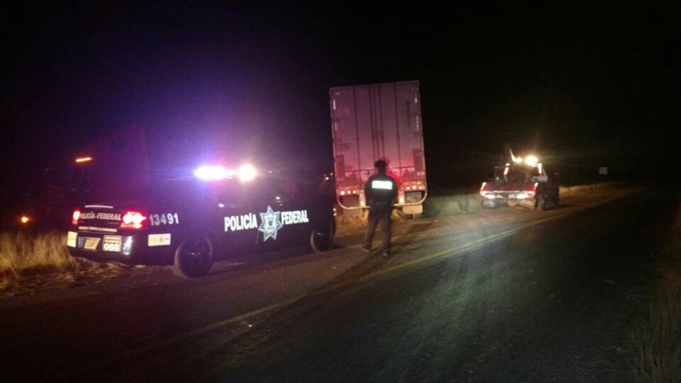 Mueren seis adolescentes en accidente vial en Chihuahua. (Noticieros Televisa)