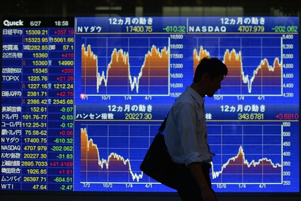 Bolsa de Tokio cae por tensiones geopolíticas