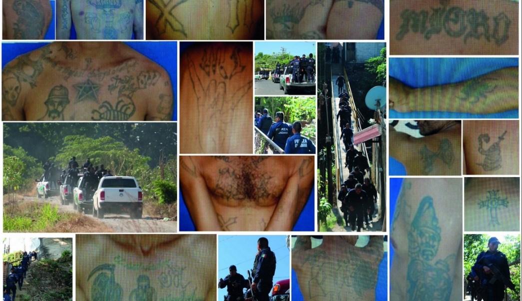 En los últimos operativos, han sido detenidas 103 personas integrantes de las bandas Barrio 18 y Mara Salvatrucha.