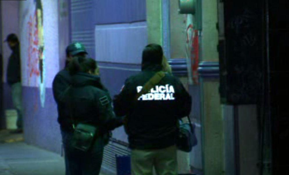 Operativo en bar de la colonia Guerrero (Noticieros Televisa)