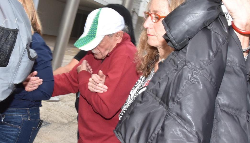 Óscar López Rivera había sido sentenciado a 55 años de cárcel por su papel en una violenta lucha por la independencia de Puerto Rico.
