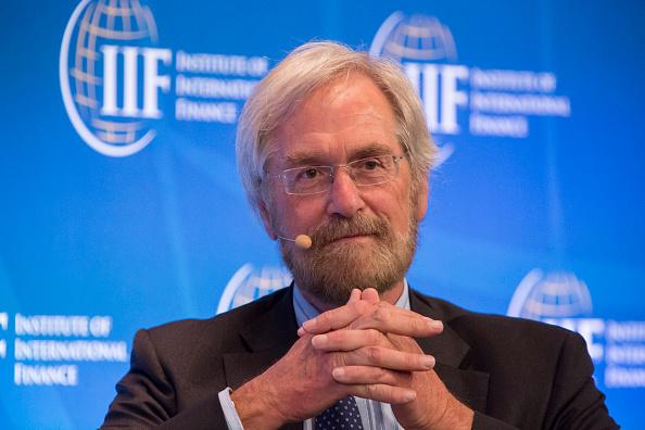 Economista en jefe del Banco Central Europeo, Peter Praet (Getty Images)