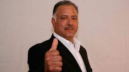 El cuerpo del expresidente municipal perredista de Tepetlaoxtoc, Estado de México, Amado Islas Espejel, tenía un impacto de arma de fuego (Noticieros Televisa)