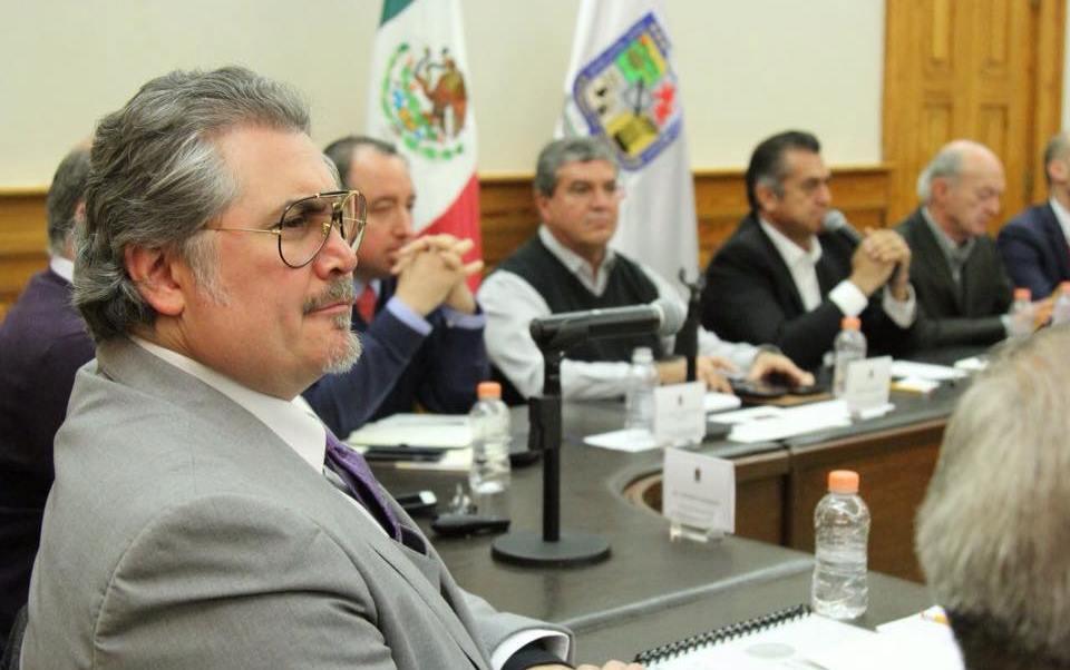 Roberto Flores Treviño renunció a su cargo como procurador de Justicia de NL