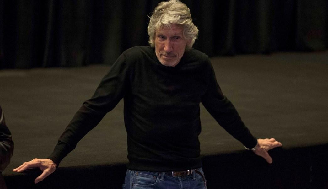 Roger Waters se pronuncia en contra del muro que pretende construir Donald Trump en la frontera con México. (Archivo/AP)