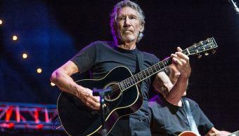 El músico Roger Waters se presenta en el trigésimo Concierto Anual de Beneficios de la Escuela Bridge en el Anfiteatro Shoreline en Mountain View, California (AP/archivo)
