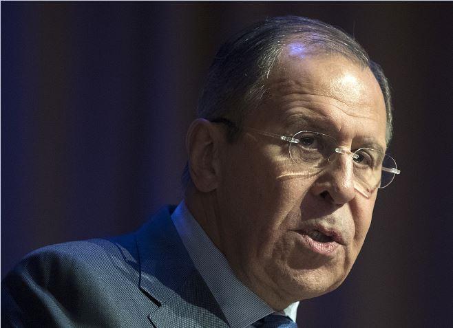 Ministro de Exteriores de Rusia, Serguéi Lavrov. (AP, archivo)