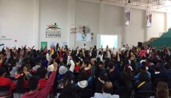 Scholas Ocurrentes atiende problemáticas como la inseguridad, la discriminación y la inseguridad en México.