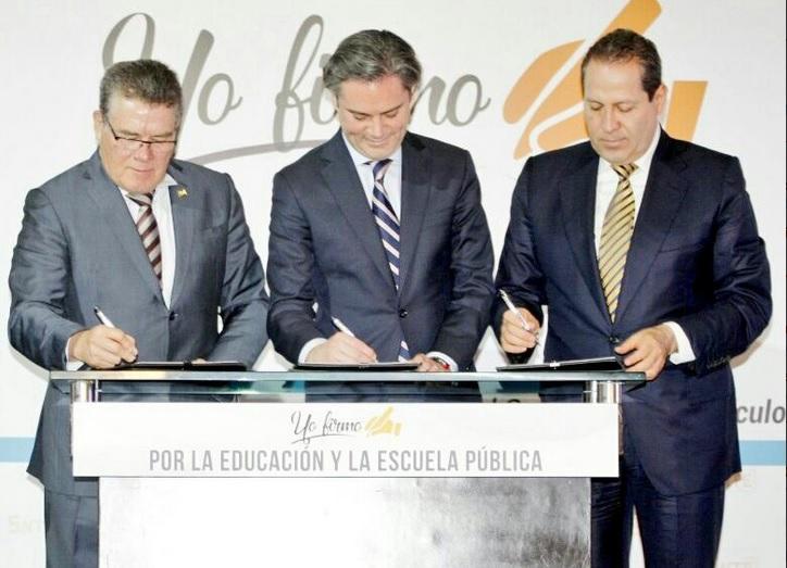 Pronunciamiento por la Educación y la Escuela Pública.