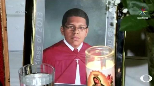 Este miércoles se llevará a cabo el funeral de Sergio en el barrio de Williamsburg. (Noticieros Televisa)