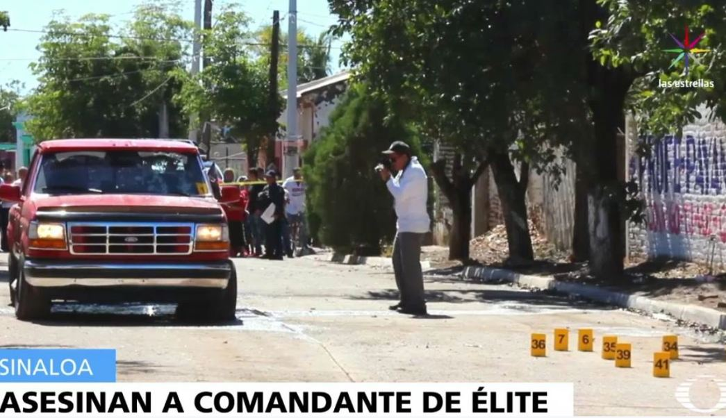 Estos dos homicidios se suman a 4 secuestros cometidos contra agentes policíacos en los últimos 35 días (Noticieros Televisa)