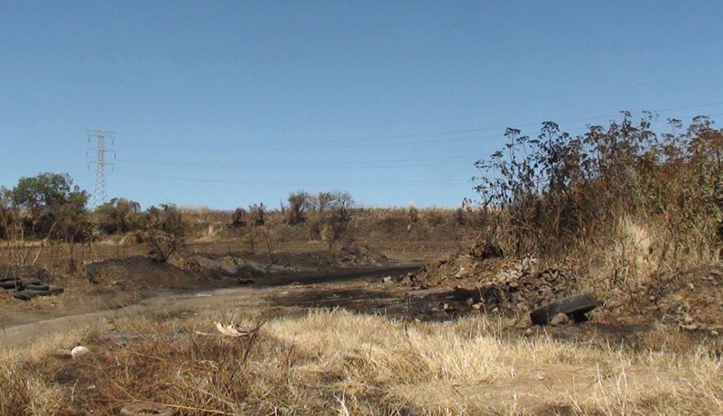La Procuraduría Estatal de Protección al Ambiente clausura tiradero clandestino en El Arenal, Jalisco. (Twitter/@SemadetJal)