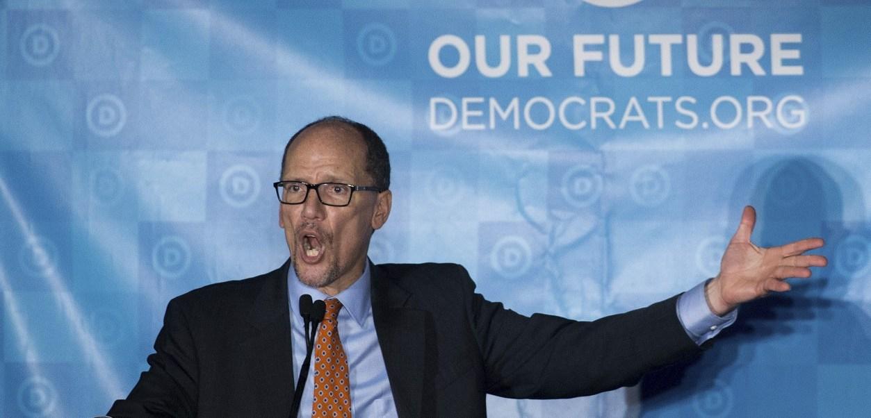 Tom Pérez, nuevo presidente del Comité Nacional Demócrata de Estados Unidos.