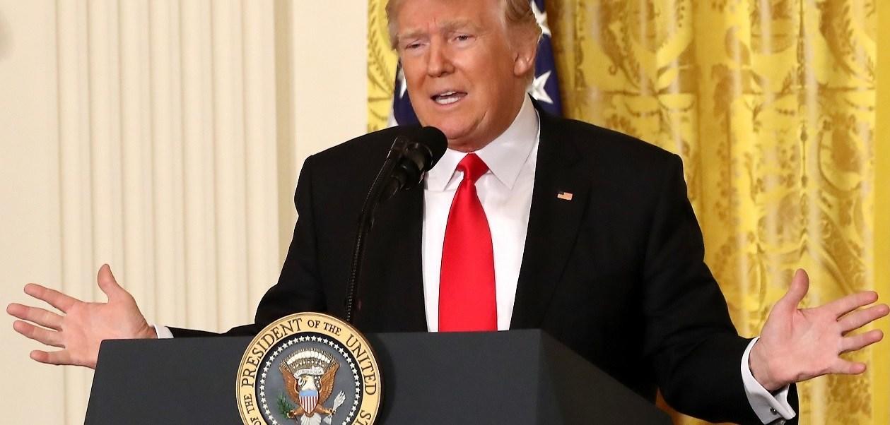 Donald Trump reconoció que la derogación del programa aprobado por el exmandatario Barack Obama para frenar la deportación de jóvenes indocumentados es uno de los temas más difíciles con los que se enfrenta.