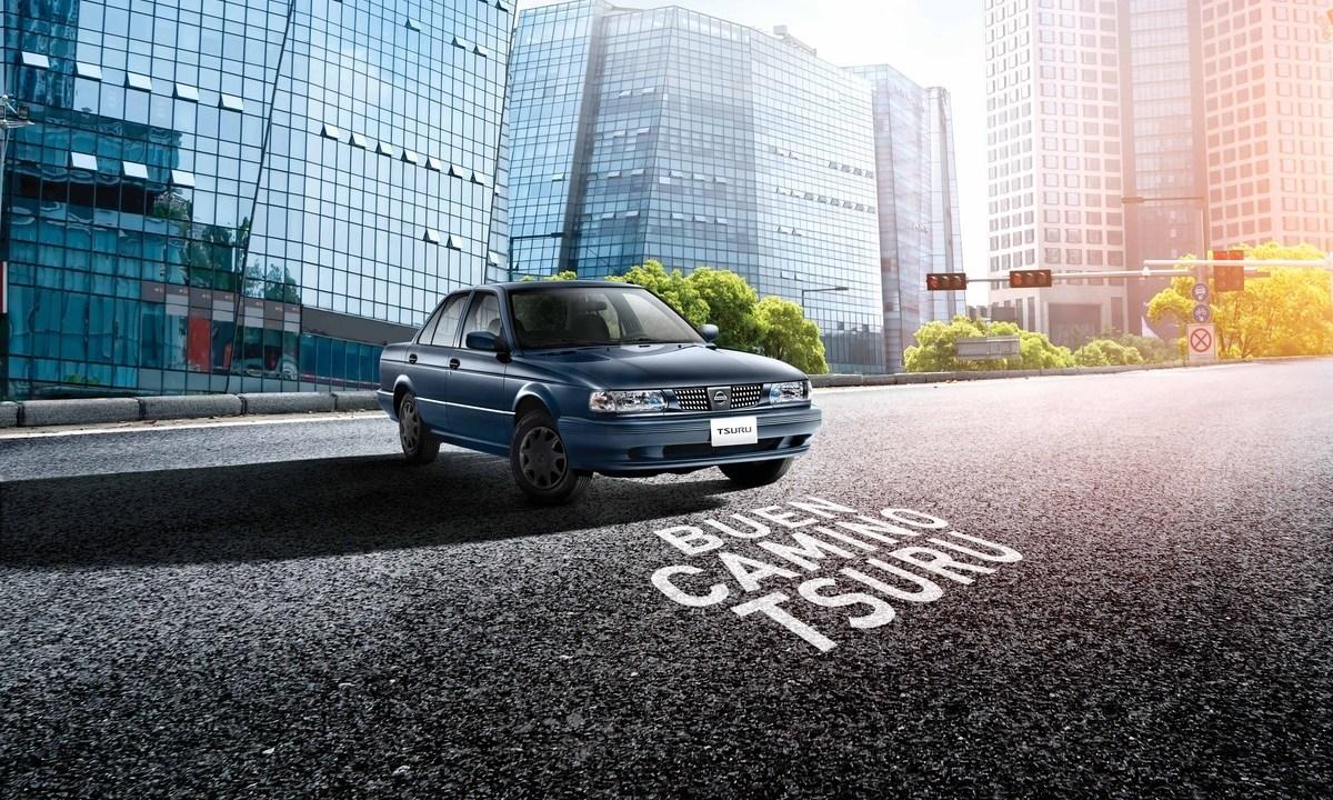 Nissan dice adiós al Tsuru con una edición especial conmemorativa (Nissan México)