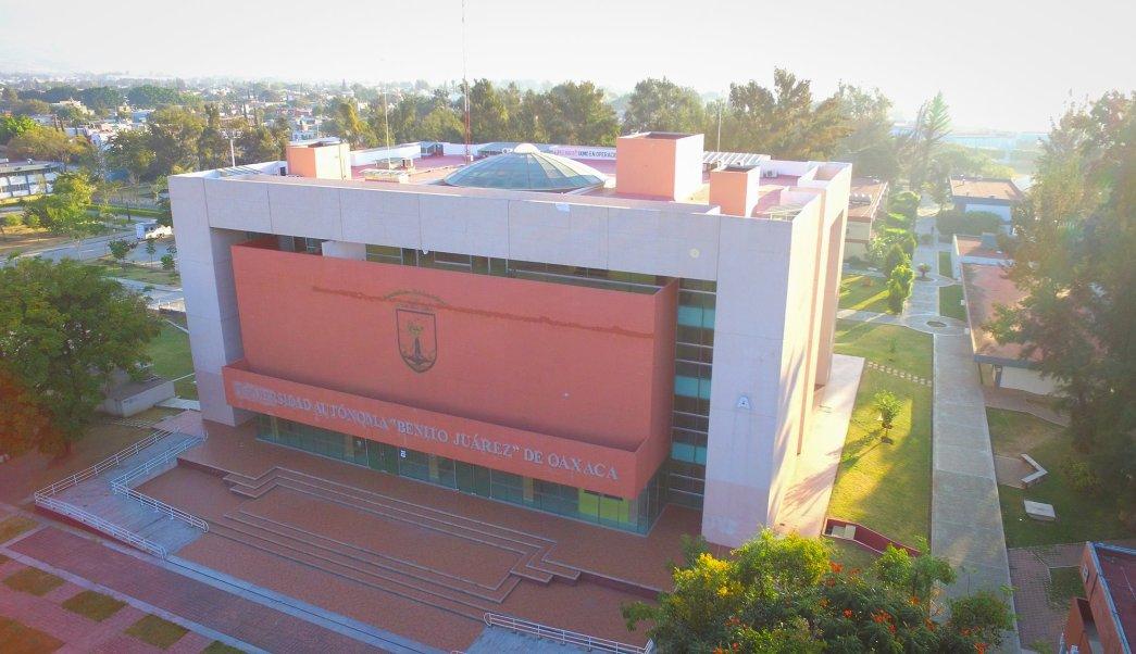 Universidad Autónoma Benito Juárez de Oaxaca (UABJO).