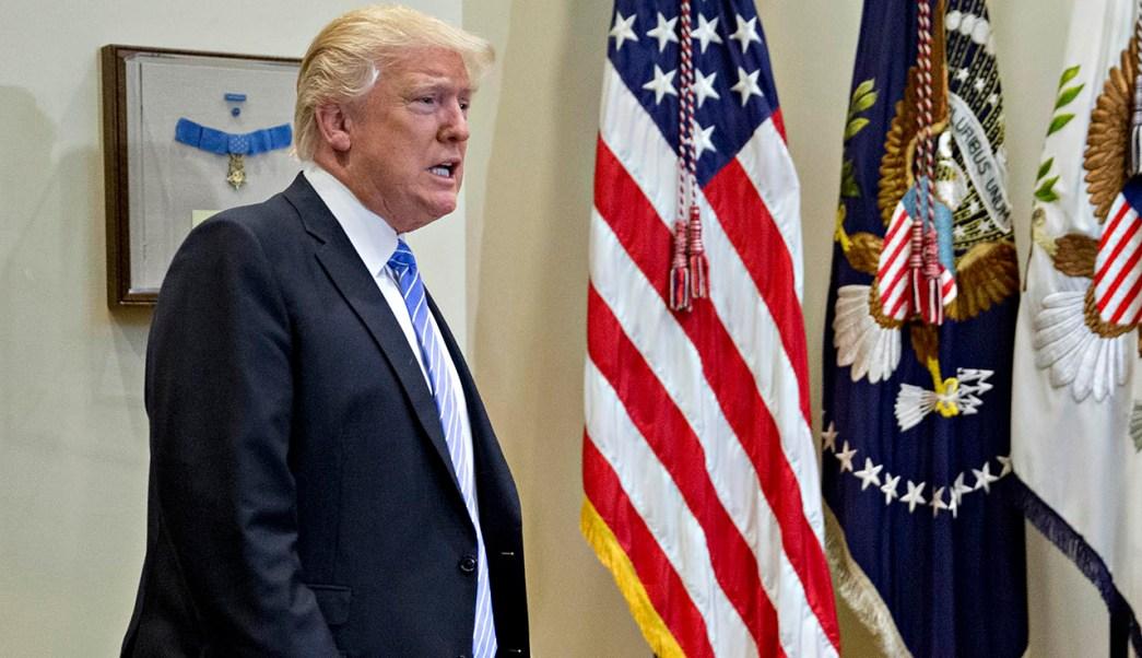 Donald Trump, presidente de Estados Unidos (Getty Images)