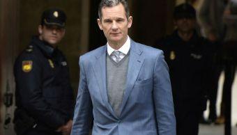 La condena para Iñaki Urdangarin, cuñado del rey Felipe VI, fue de seis años y tres meses de prisión. (AP)