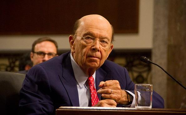 Wilbur Ross, nuevo secretario de Comercio de Estados Unidos.