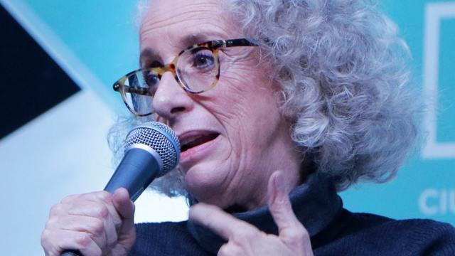 Marta Lamas es panelista en Es La Hora de Opinar de Foro tv