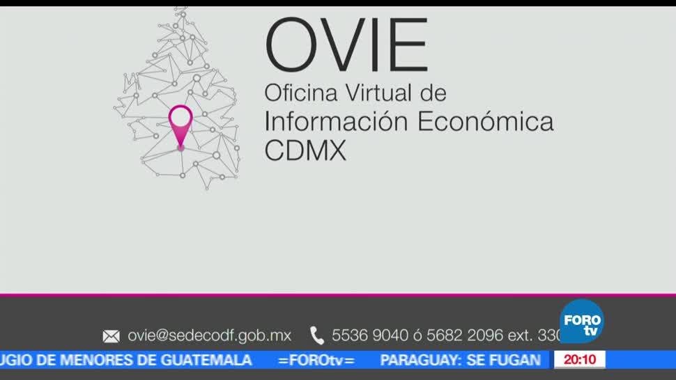 Primera oficina virtual de informaci n econ mica de la for Oficina virtual economica