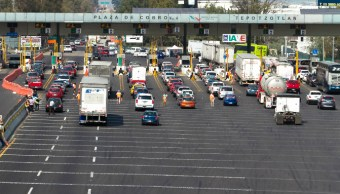 Estos traslados se realizarán de las 10 de la noche a las 6 de la mañana en la autopista (Notimex/Archivo)