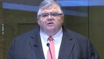 Agustín Carstens, gobernador del Banco de México