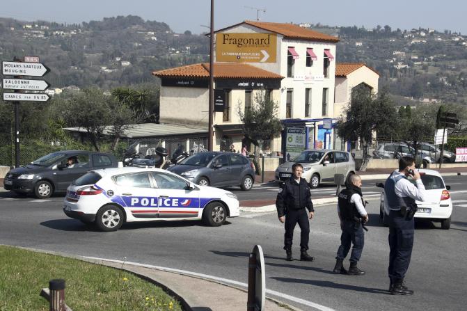 La fiscal afirmó que ninguno de los heridos formaba parte de sus objetivos del joven (AP)