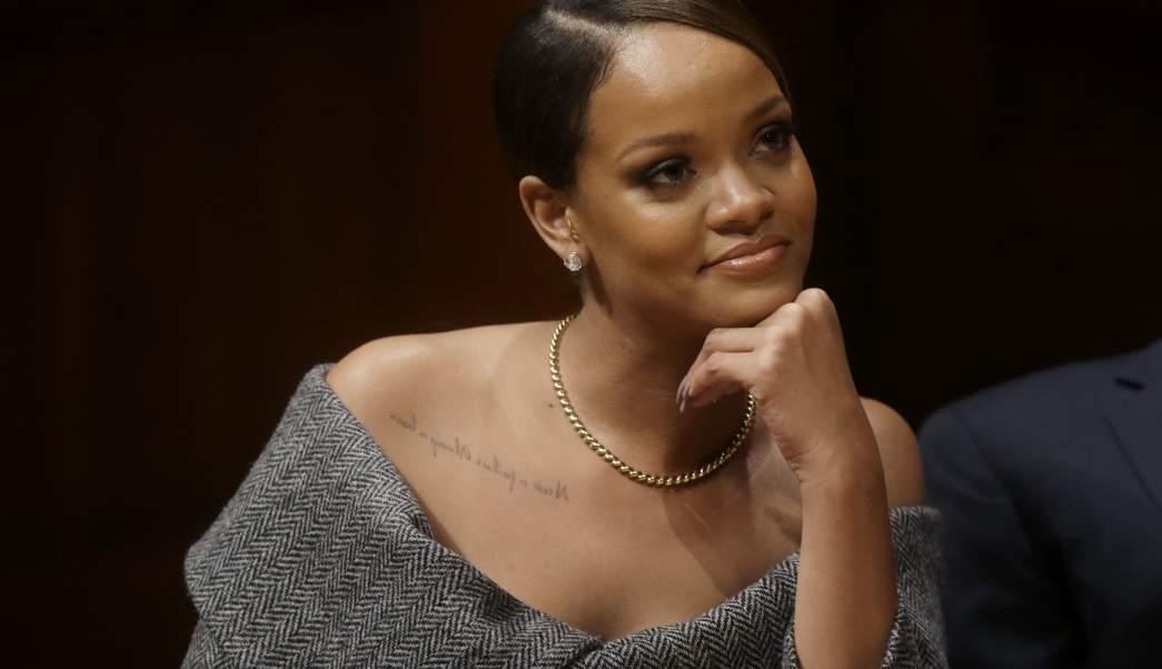 Rihanna Bates