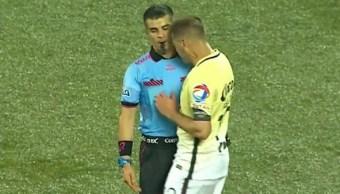 Arbitro huelga