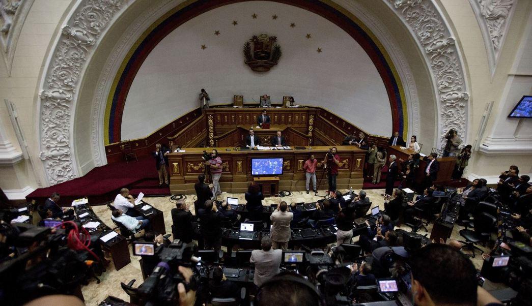 Asamblea Nacional de Venezuela. (AP/Archivo)