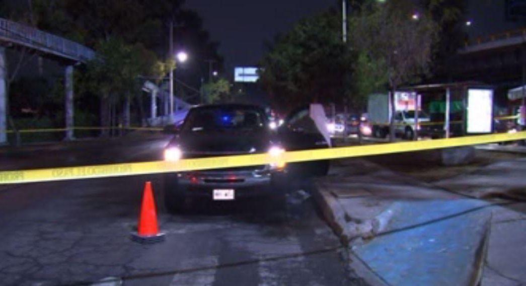 Asesinan a hombre cerca de la Central de Abasto de la CDMX. (Noticieros Televisa)