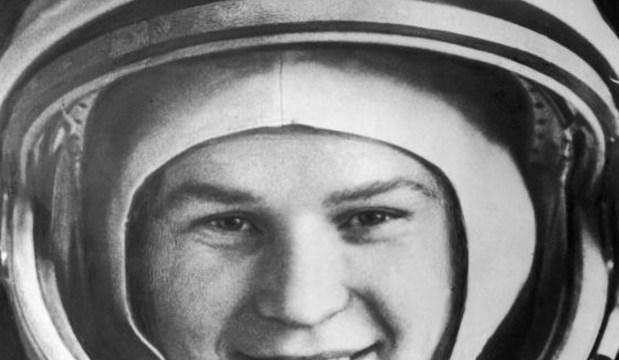 La rusa Valentina Tereshkova se convirtió en la primera mujer en volar al espacio en 1963 (Getty Images)