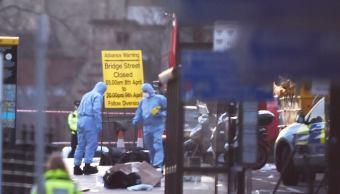 El ataque de este miércoles en la ciudad de Londres se presenta a 15 meses del último atentado terrorista en suelo británico. (Reuters)