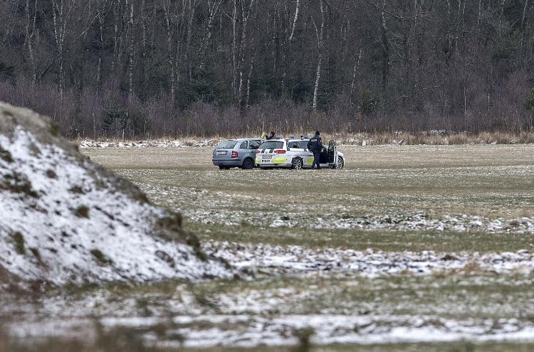 El hallazgo se produjo en los campos de Jutlandia. Los alemanes tenían una base aérea durante la ocupación nazi de Dinamarca (Foto: thelocal.dk)
