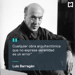 Luis Barragán. (Twitter, @NTelevisa_com)