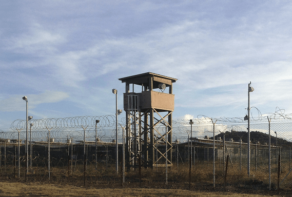Base naval de Guantánamo, en Cuba. (AP, archivo)