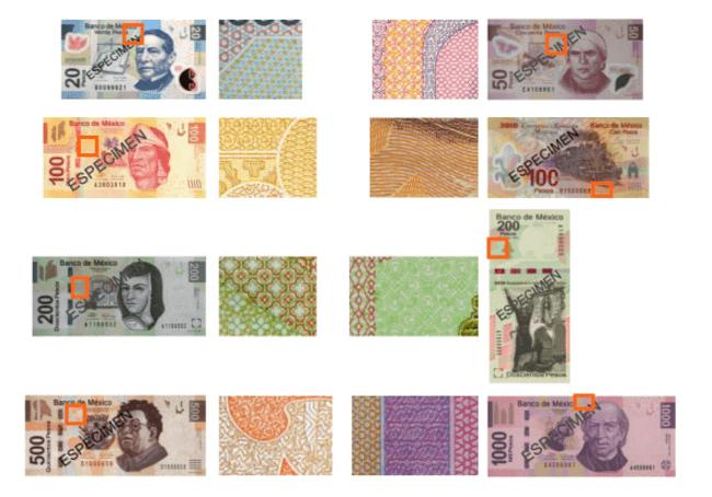 De acuerdo con el Banco de México, la circulación de papel moneda falso se incrementó 6.2% entre 2015 y 2016. (banxico.org.mx)