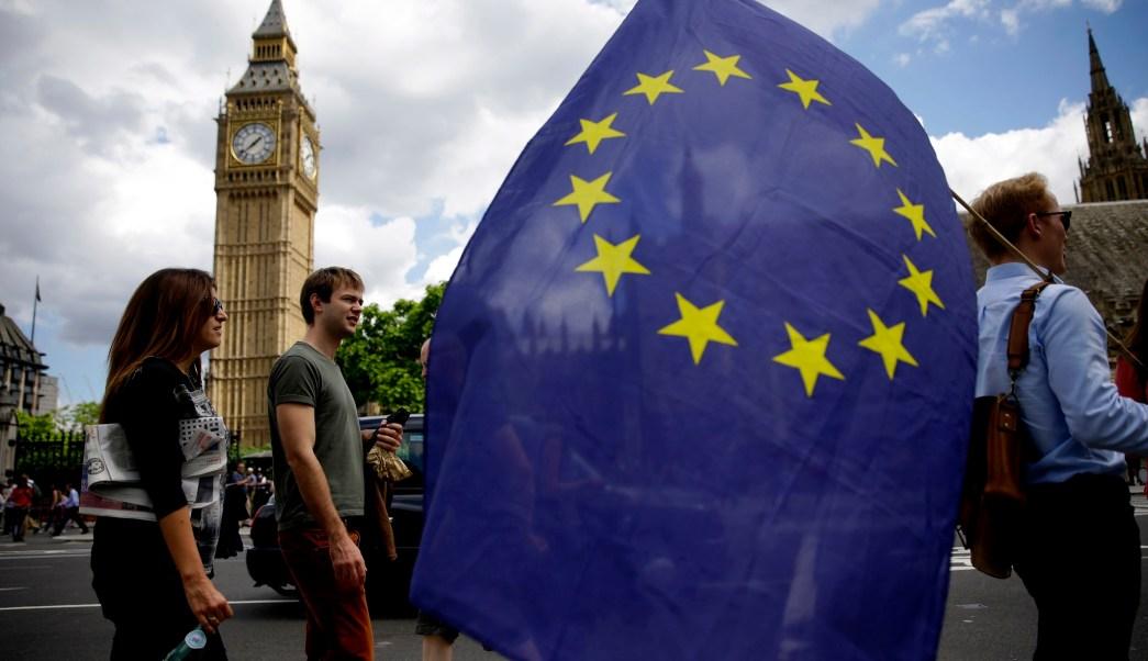 El Ejecutivo tiene planes de contingencia, en caso de que no se logre un acuerdo comercial con la Unión Europea, afirman funcionarios. (Archivo)