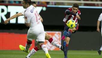 Brizuela sufrió una de las lesiones de la jornada 9 de la Liga MX