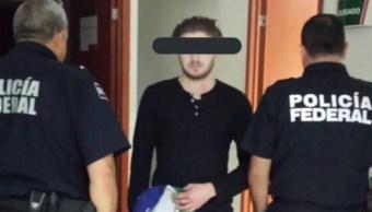 Cae canadiense buscado por el FBI en Puerto Vallarta, Jalisco. (Twitter: @Gdl_informa)