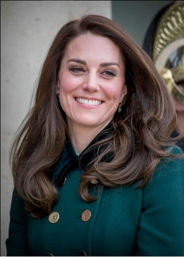 Catalina, duquesa de Cambridge, visitará Luxemburgo para el festejo de independencia. (Twitter @KensingtonRoyal)