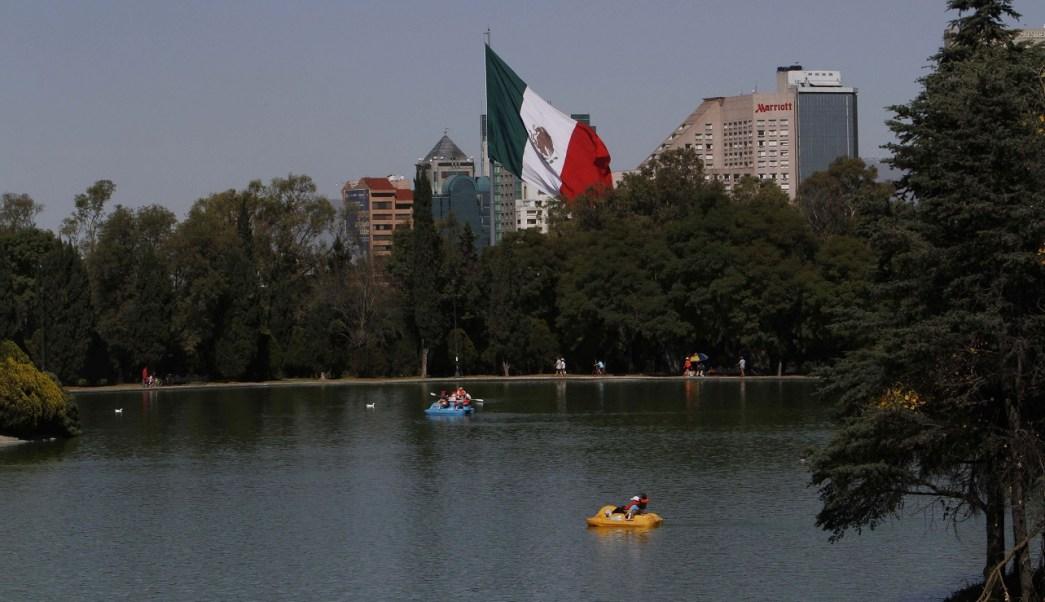 El bosque de Chapultepec se transformará en una sala de cine gigante (AP/archivo)