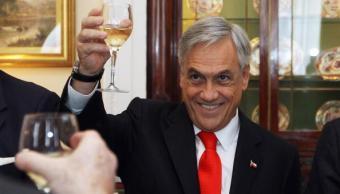 Para convertirse en el candidato de la coalición Chile Vamos, Piñera se tendrá que medir en unas primarias con el senador Manuel José Ossandón (GettyImages/Archivo)