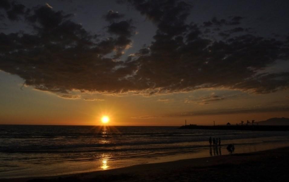 El Pacífico Norte mantendrá cielo despejado, ambiente caluroso y viento del noroeste de 15 a 30 kilómetros por hora con rachas superiores a 60 kilómetros por hora en Sonora (Notimex)