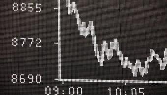 Tablero de la Bolsa de Frankfurt. (Getty Images, archivos)