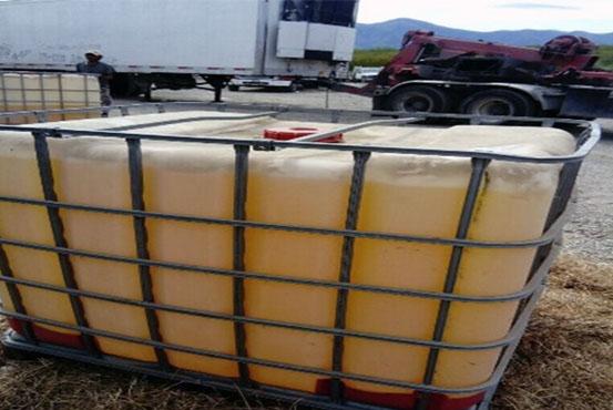 PGR decomisa de hidrocarburo en Nuevo León (PGR)